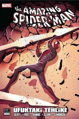 Amazing Spider-Man Cilt 28 Ufuktaki Tehlike