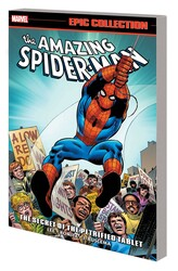 Marvel - Amazing Spider-Man Epic Collection Secret Of Petrified Tablet TPB
