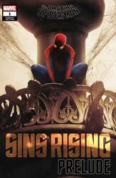 Marvel - Amazing Spider-Man Sins Rising Prelude # 1 Boss Logic Variant