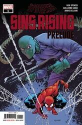 Marvel - Amazing Spider-Man Sins Rising Prelude # 1
