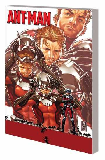 Marvel - Ant-Man Vol 1 Second Chance Man TPB