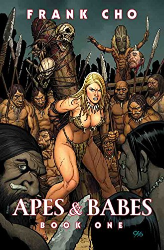 Image - Apes & Babes The Art of Frank Cho Book TPB