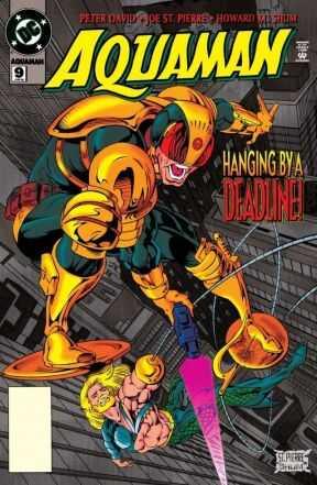 Aquaman (1994) # 9 F