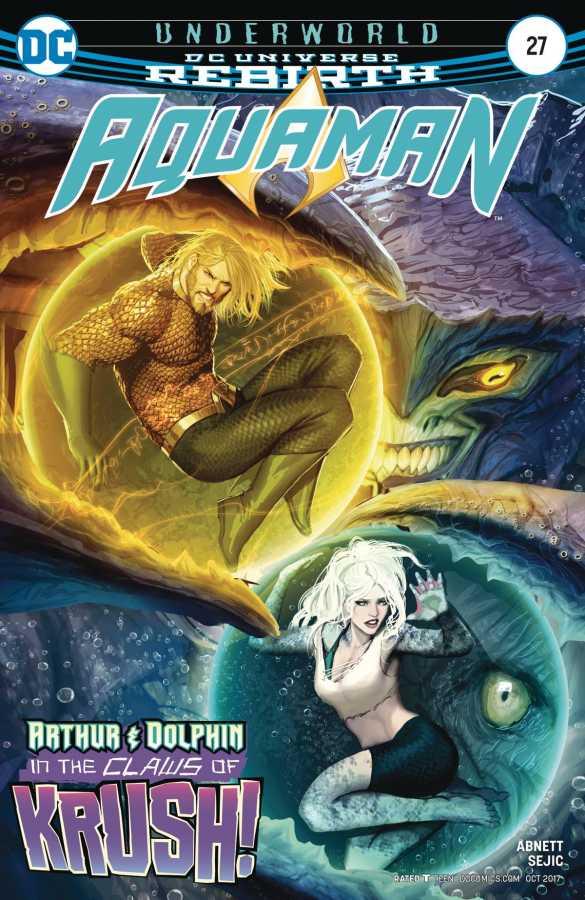 Aquaman # 27