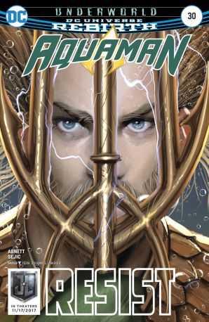 Aquaman # 30