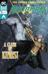 DC - Aquaman # 32