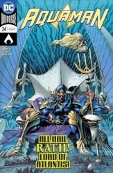 DC - Aquaman # 34