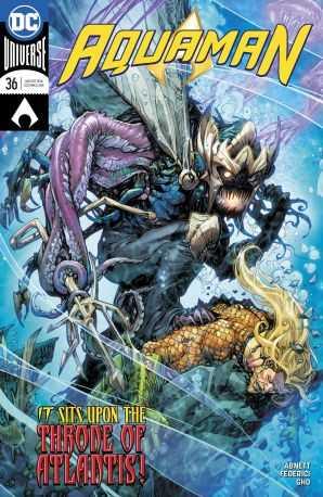 DC - Aquaman # 36