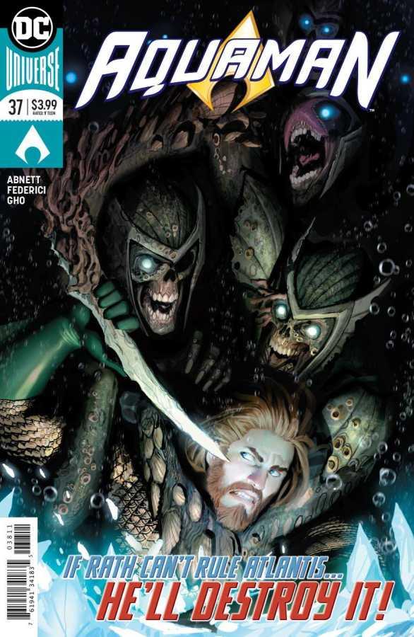 DC - Aquaman # 38
