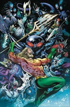 DC - AQUAMAN # 42 (DROWNED EARTH)