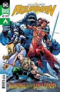 DC - Aquaman # 47