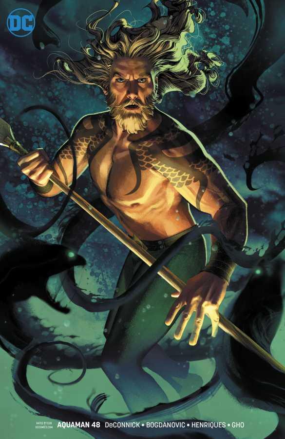 Aquaman # 48 Variant