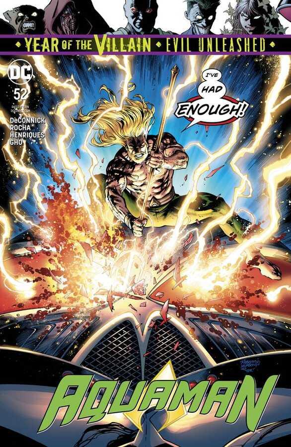 DC - Aquaman # 52