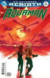 DC - Aquaman # 5 Variant