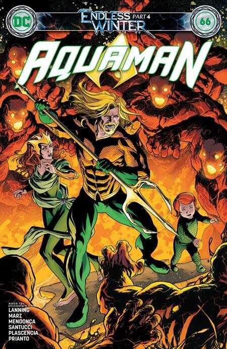 DC - AQUAMAN # 66