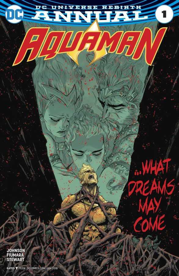 Aquaman Annual # 1