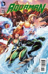 DC - Aquaman (New 52) # 50