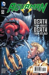 DC - Aquaman (New 52) # 52