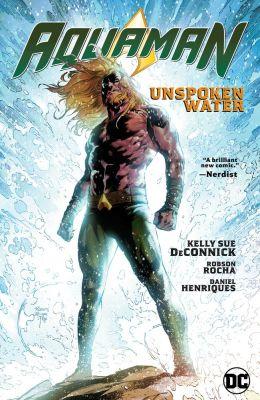 Aquaman Vol 1 Unspoken Water HC