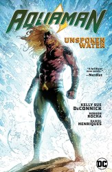 DC - Aquaman Vol 1 Unspoken Water TPB