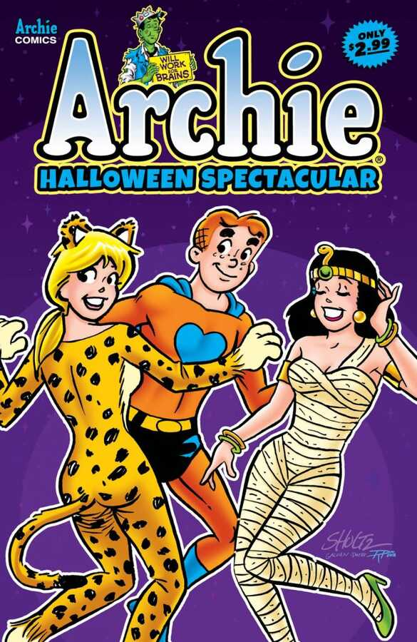 Archie Comics - ARCHIE HALLOWEEN SPECTACULAR # 1