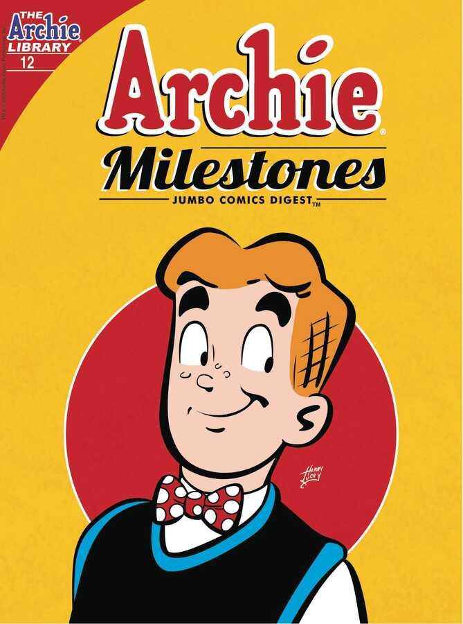 Archie Comics - ARCHIE MILESTONES JUMBO DIGEST # 12 (OF 12)