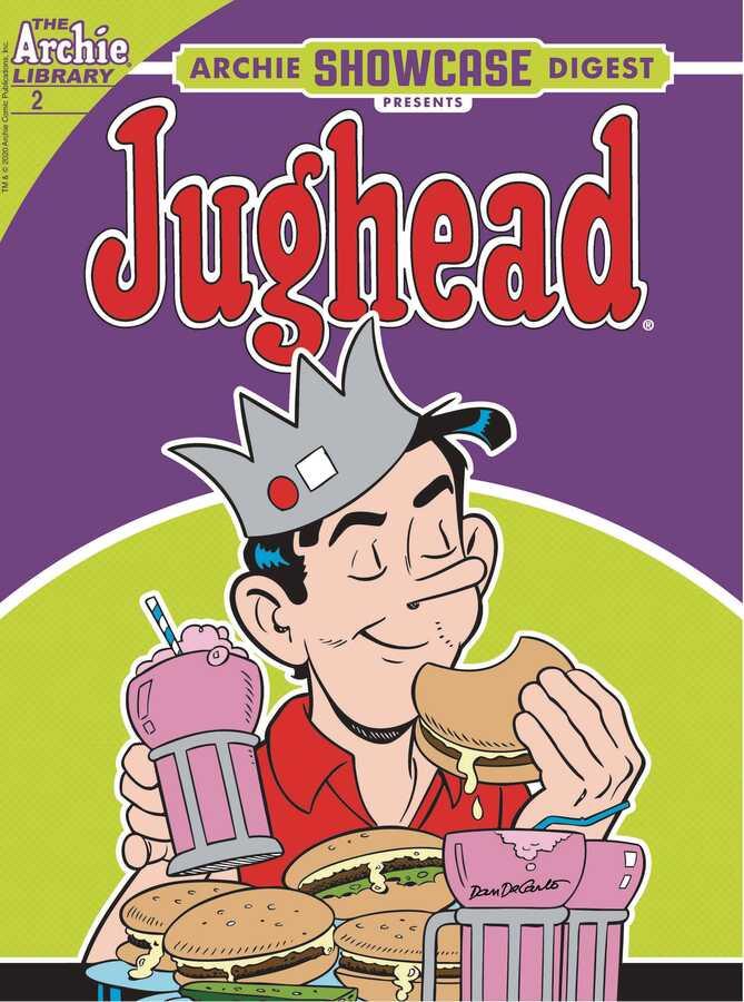Archie Comics - ARCHIE SHOWCASE DIGEST # 2 JUGHEAD
