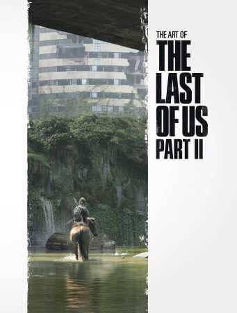 Dark Horse - Art of The Last of Us Part II HC