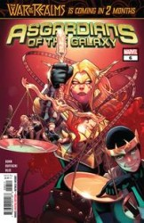 Marvel - Asgardians Of The Galaxy # 6