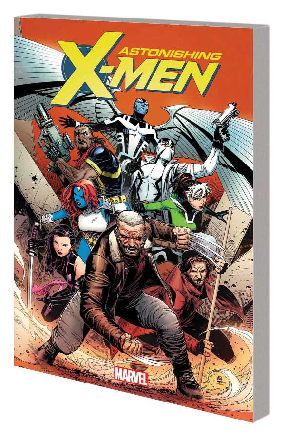 Marvel - Astonishing X-Men Vol 1 Life Of X TPB