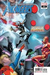 Marvel - Avengers (2018) # 23