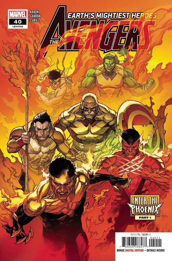 Marvel - Avengers (2018) # 40