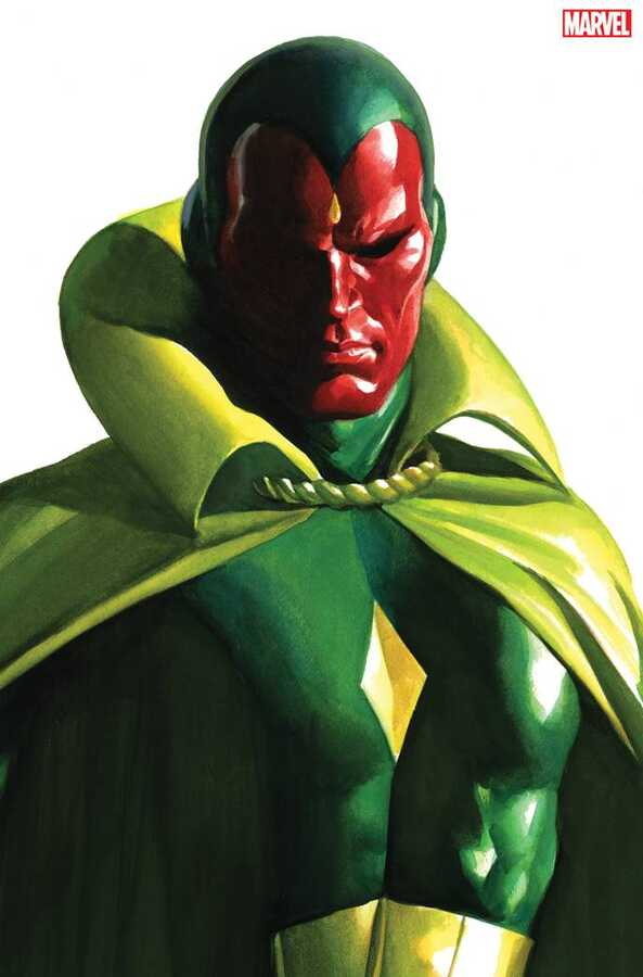 Marvel - AVENGERS # 43 ALEX ROSS TIMELESS VAR