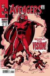 - Avengers # 57 Facsimile Edition