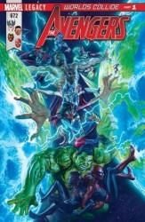 Marvel - Avengers # 672