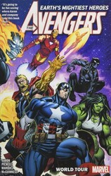 Marvel - Avengers By Jason Aaron Vol 2 World Tour TPB