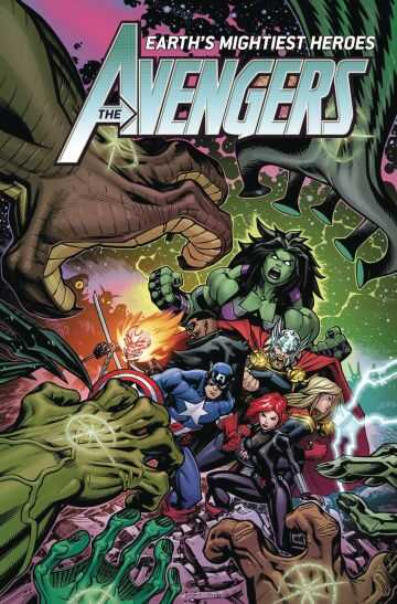 Marvel - Avengers By Jason Aaron Vol 6 Starbrand Reborn TPB
