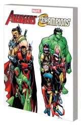 Marvel - Avengers & Champions Worlds Collide TPB