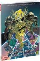 Gerekli Şeyler - Avengers Cilt 3 Sonsuzluğa Doğru
