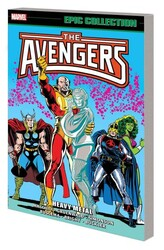 Marvel - Avengers Epic Collection Heavy Metal TPB