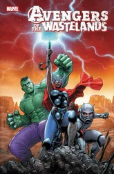 Marvel - Avengers of the Wastelands # 1