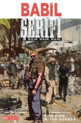Marmara Çizgi - Babil Şerifi Cilt 1