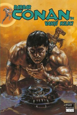 Barbar Conan'ın Vahşi Kılıcı Cilt 24