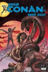 Marmara Çizgi - Barbar Conan'ın Vahşi Kılıcı Cilt 8
