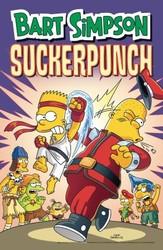 Diğer - Simpsons Bart Simpson Suckerpunch TPB