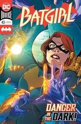 DC - Batgirl # 43
