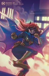 DC - Batgirl # 49 (JOKER WAR) Mirka Andolfo Variant