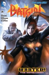 DC - Batgirl (New 52) # 26
