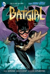 DC - Batgirl (New 52) Vol 1 The Darkest Reflection TPB