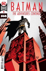 DC - Batman Adventures Continue # 1 2nd Ptg